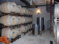 Gadino Cellars Wine Barrels Fine Virginia Wine