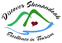 Discover Shenanoah Blue Ridge Whisky Wine Loop Logo